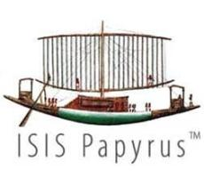 ISIS Papyrus 230x200