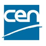 CEN Draft Interoperability Agreement remodelled into Draft Framework