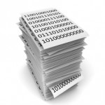 pack of digital paper 150x150 Electronic invoicing in Spain as from 2015