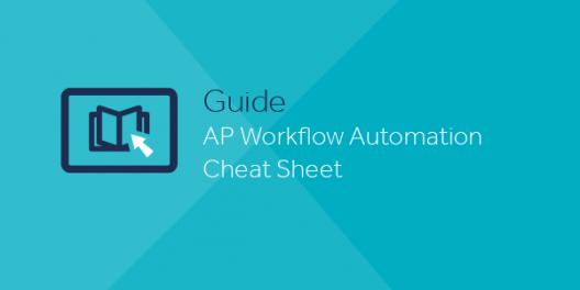 AP Workflow Automation Cheat Sheet