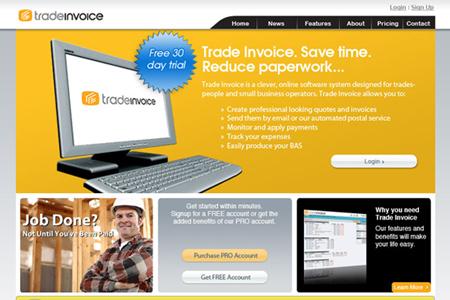 trade invoice
